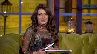 بالفيديو.. نجلاء بدر تلعب لعبة التوافق مع زوجها