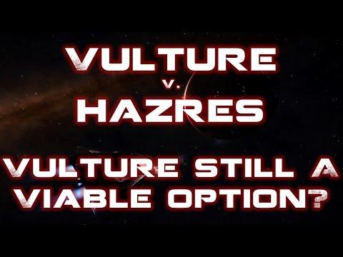 Elite: Dangerous 2.1 - Vulture vs. HAZRES - Vulture still viable option?
