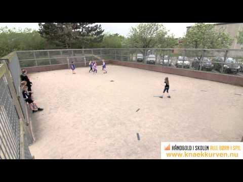 håndbold i skolen