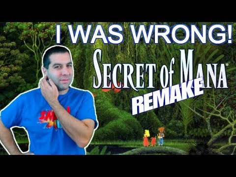 I Was Wrong! Secret of Mana Remake is Actually... GOOD!?