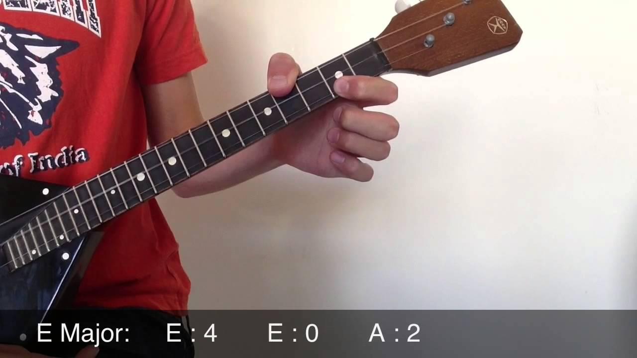 balalaika chords