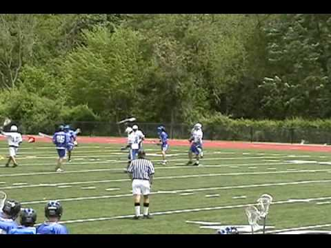 chris miller lacrosse highlights 072409a