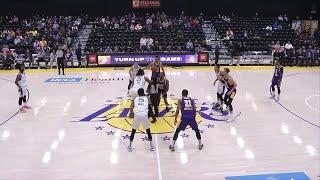 South Bay Lakers vs. Santa Cruz Warriors - Condensed Game