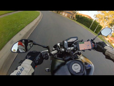 5000kms in, is the Yamaha MT-09 (FZ-09) a good daily ride?