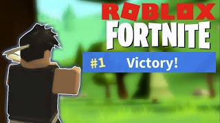WE GOT A WIN! | Roblox Island Royale Duos Gameplay (Fortnite in Roblox)