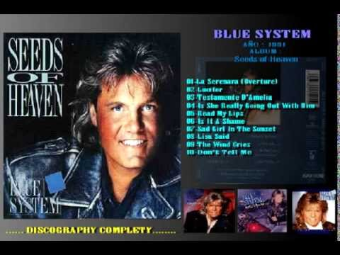 BLUE SYSTEM - IS SHE REALLY GOING OUT WITH HIM