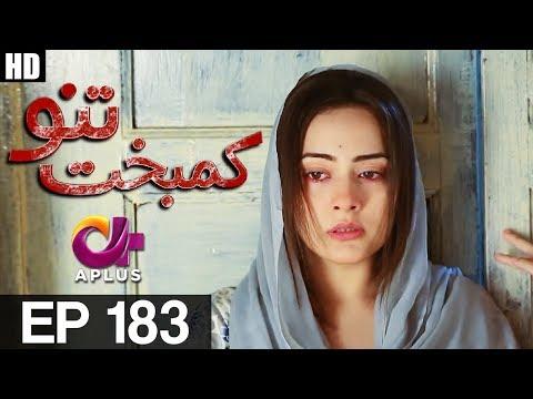 Kambakht Tanno - Episode 183 - A Plus ᴴᴰ Drama