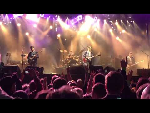Stereophonics White lies and Dakota Edinburgh castle 16/7/16
