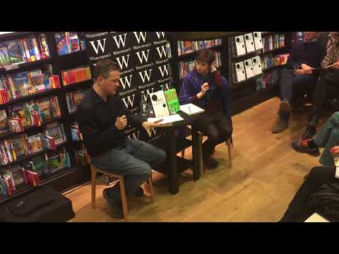 We need to talk about depression.  Laurie Penny and Johann Hari in conversation.