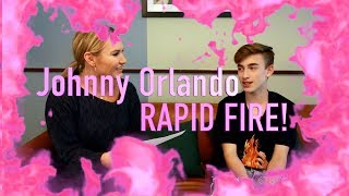 JOHNNY ORLANDO Reveals #1 DATING DEAL BREAKER
