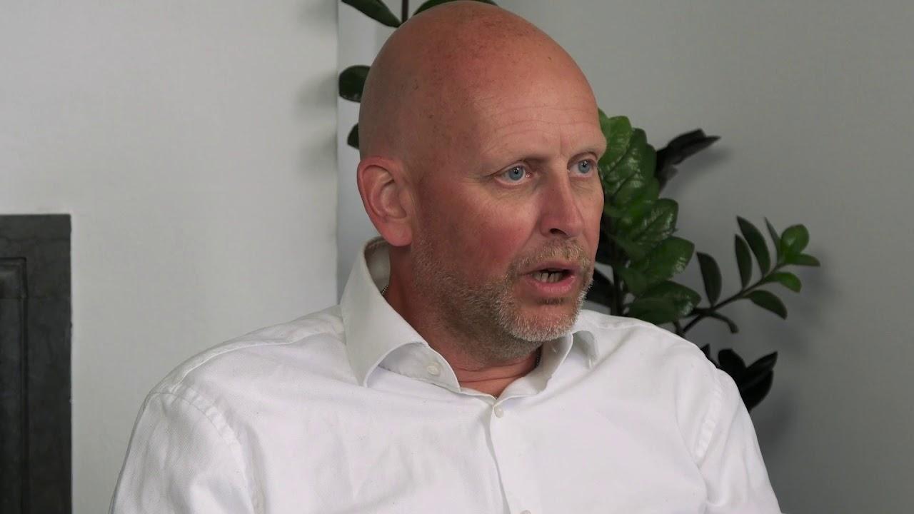 Krister Blomgren om läget och framtiden