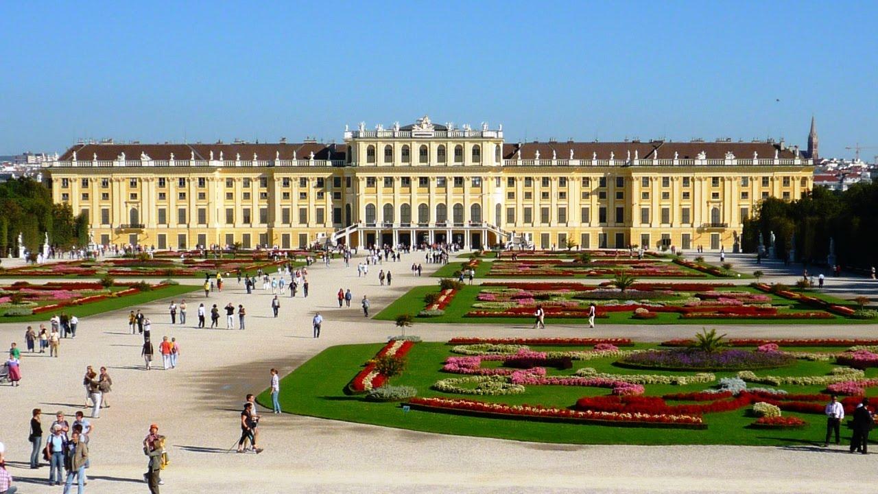 Image result for Schönbrunn Palace – Vienna, Austria
