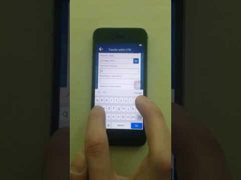 VTB Azerbaijan Mobile Banking Application Demo Video