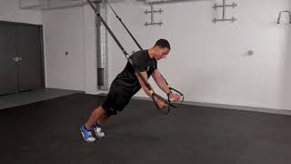 Dynamic Duo: TRX Duo Trainer Plank