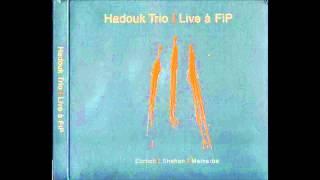 Hadouk trio – Vol de Nuit