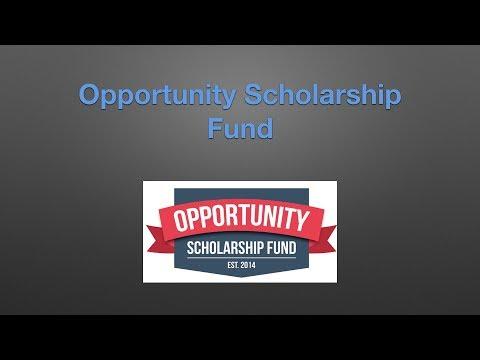 Josh Bullard Explains the Opportunity Scholarship Fund