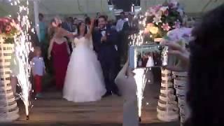 Beşiktaşlı Gelin&Damat - Beşiktaş Tribün Marşı Düğün Çıkışı