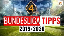 BUNDESLIGA VORHERSAGE TIPPS #04 - Prognosen und Tipphilfen 2019/2020
