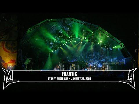 Metallica: Frantic (MetOnTour - Sydney, Australia - 2004) Thumbnail image