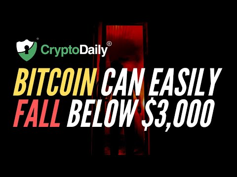 Bitcoin: BTC Can Easily Fall Below $3,000 (January 2020)