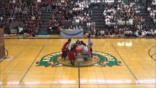 MEDIEVAL TIMES - Freshmen Skit - EVHS Battle of the Classes 2014