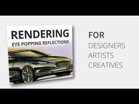 Act Now! Limited Seating for New Course! RENDERING EYE POPPING REFLECTIONS!