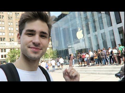 Новый Apple Store в Нью-Йорке: что изменилось?