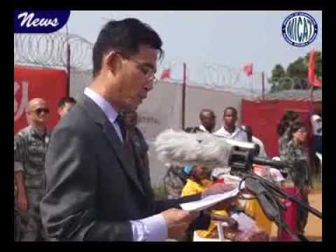 Last Ebola survivor leaves China ETU in Paynesville
