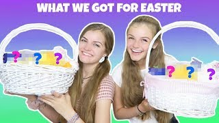 What We Got for Easter 2019 ~ Jacy and Kacy