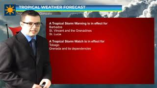 Tropical Storm Update July 24, 2020