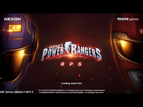 Power Rangers RPG (ANDROID GAME)
