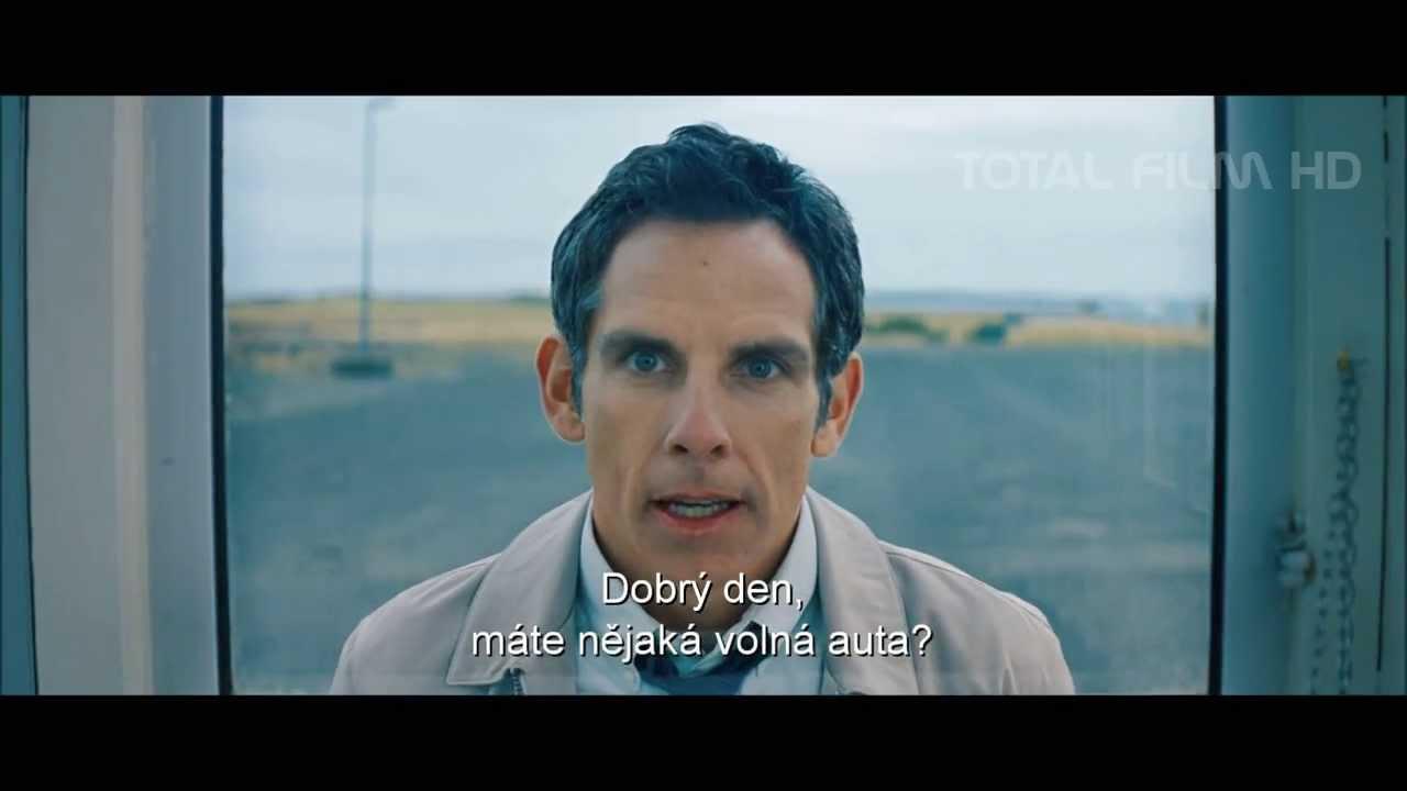 WALTER MITTY A JEHO TAJNÝ ŽIVOT (2013) CZ HD trailer