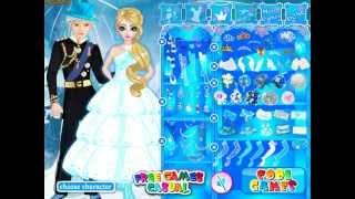 Elsa Wedding (Холодное сердце: свадьба Эльзы) - прохождение игры