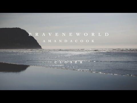 Pieces Official Lyric Video Brave New World Amanda