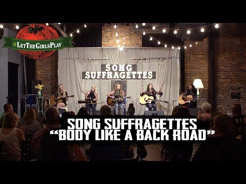 "#LetTheGirlsPlay: Sam Hunt, ""Body Like A Back Road"""