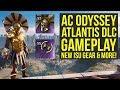 Assassin's Creed Odyssey Atlantis DLC Gameplay - NEW ISU GEAR, Mount & More (AC Odyssey Atlantis DLC