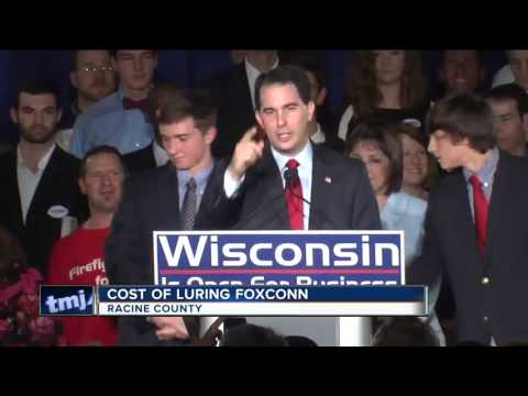 Some skeptical about Foxconn coming to SE Wisconsin