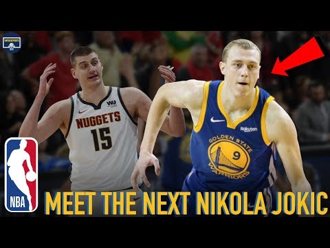 Meet The Golden State Nikola Jokic: Alen Smailagic!
