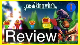 Gambar cover Cooking Witch Review (PC) | Eating Children for Breakfast