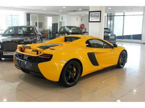 2015 mclaren 650s spider auto for sale on auto trader south africa