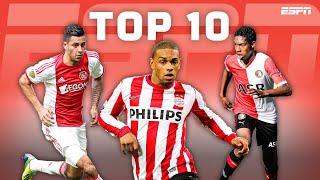 TOP 10 | Scorende debutanten in de Eredivisie