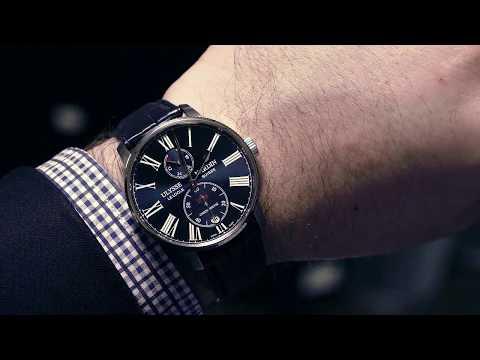ULYSSE NARDIN – Marine Chronometer Torpilleur