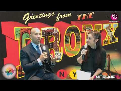Exclusive with Bronx Borough President Ruben Diaz Jr