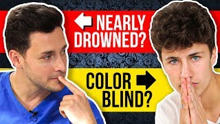 MEDICAL CONFESSIONS! Doctor Mike Vs. Juanpa Zurita