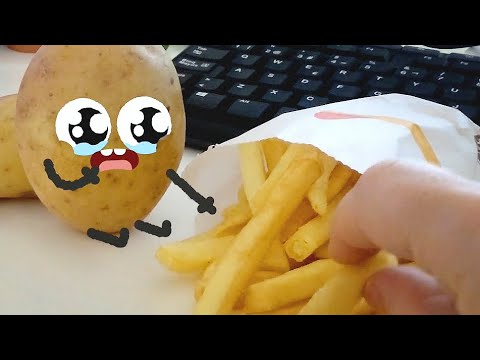 Cute Food Doodles Compilation 🥔🍟 #01