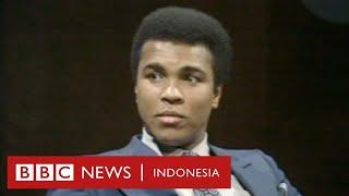 Muhammad Ali tentang rasisme: 'Mengapa semuanya serba putih?' - BBC News Indonesia