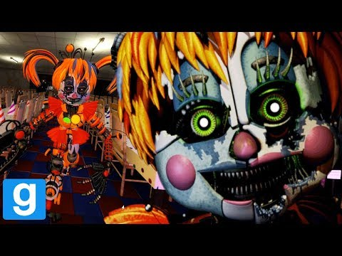 PLAY AS FNAF 6 ANIMATRONICS!  GMOD FNAF Five Nights at Freddys 6 Pill Pack Garrys Mod