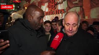 Arsenal 1-2 Östersunds | They're A Pub Side But We're Worse! (Claude)