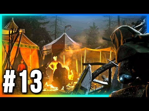 Kingdom Come Deliverance Walkthrough - Bandit Camp STEALTH ATTACK!