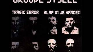 Tragic Error  - klap In Je Hamden  (Groove Stylle)